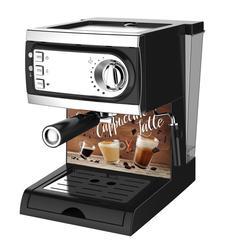 Кофеварка рожковая DEXP EM-1000 steel