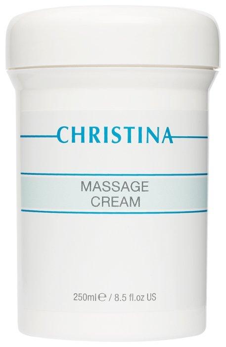 Christina Massage Cream Массажный крем для лица, шеи и декольте