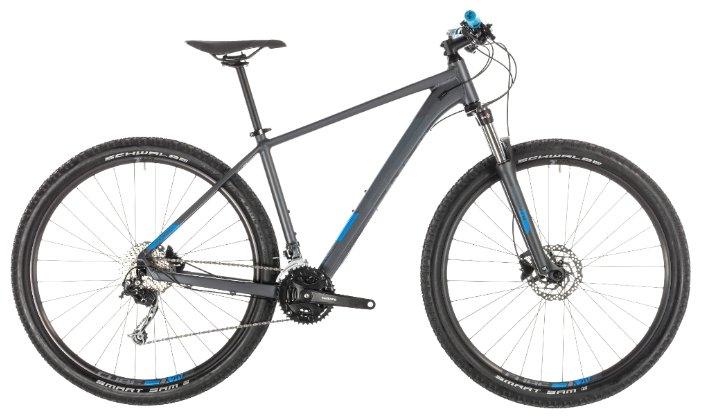 Горный (MTB) велосипед Cube AIM SL 29 (2019)