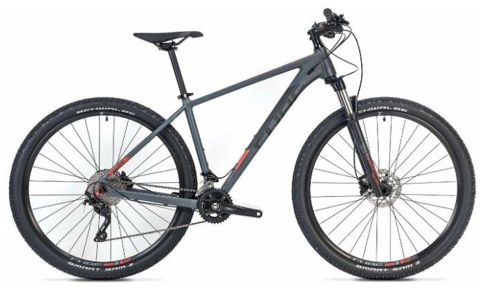 Горный (MTB) велосипед Cube Attention SE 27.5 (2019)