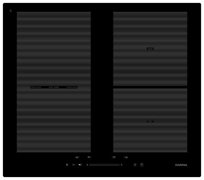 Индукционная варочная панель DARINA 5P9 EI304 B