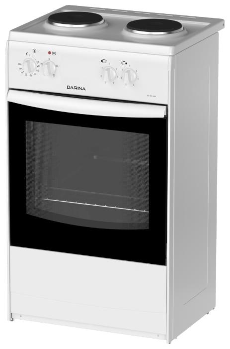 Электрическая плита DARINA S EM 521 404 W