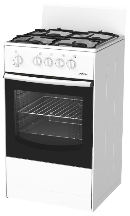Газовая плита DARINA S GM441 001 W