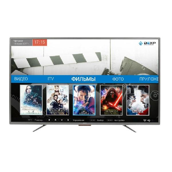 Телевизор DEXP F43D8000Q
