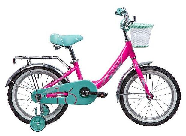 Детский велосипед Novatrack Ancona 16