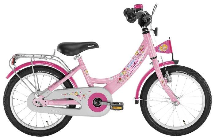Детский велосипед Puky ZL 16-1 Alu (2017)