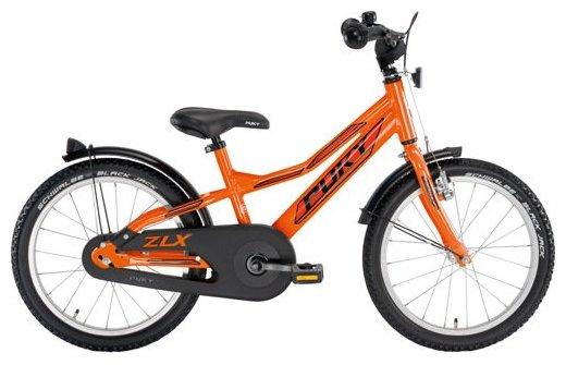 Детский велосипед Puky ZLX 18 Alu