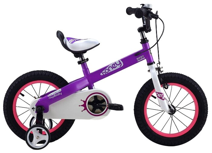 Детский велосипед Royal Baby RB16-15 Honey Steel 16