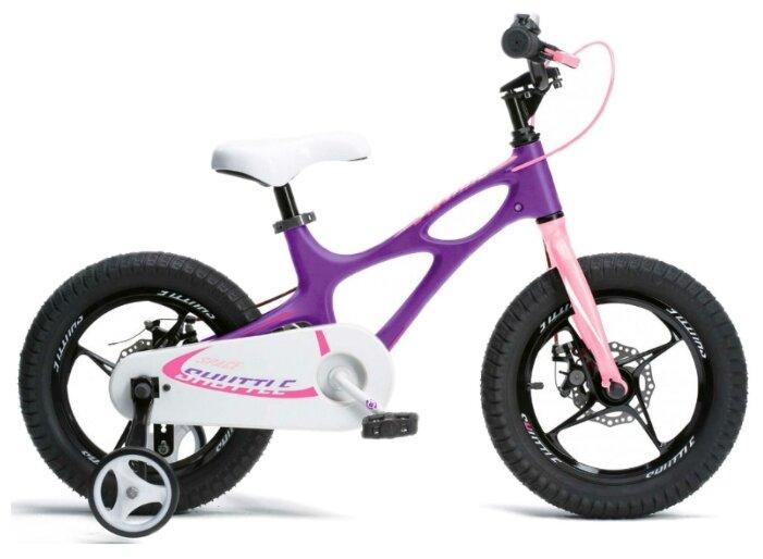 Детский велосипед Royal Baby RB16-22 Space Shuttle 16