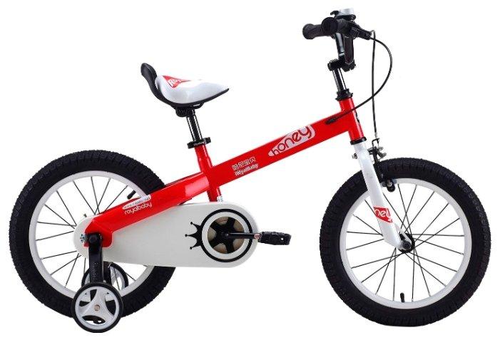 Детский велосипед Royal Baby RB18-15 Honey Steel 18