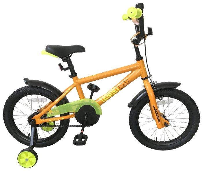 Детский велосипед STARK Tanuki 16 BMX