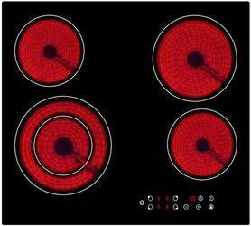 Электрическая варочная панель DEXP 3M4CTYL/B