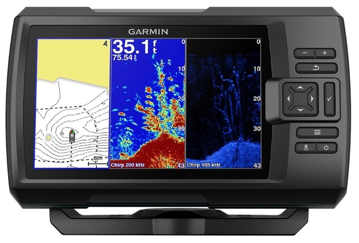 Эхолот Garmin STRIKER PLUS 7CV (010-01873-00)