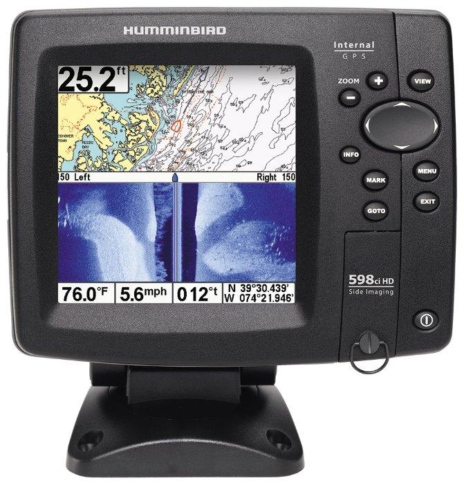 Эхолот Humminbird 598ci HD SI Combo