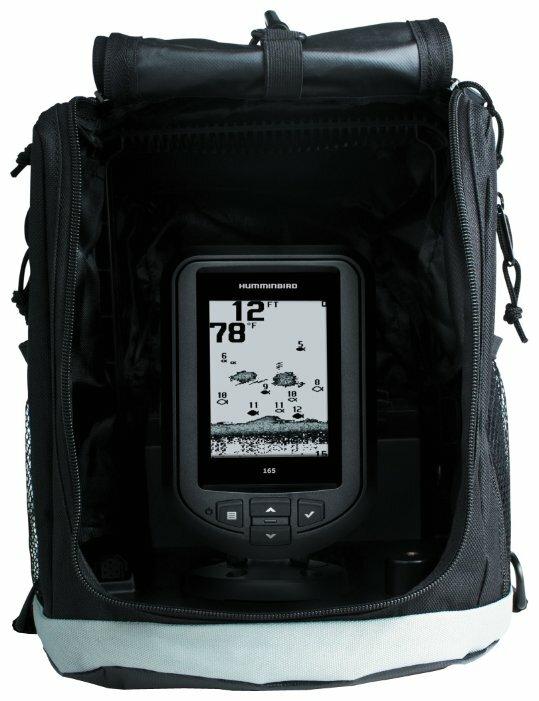 Эхолот Humminbird PiranhaMax 165 Portable