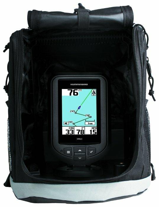 Эхолот Humminbird PiranhaMAX 196сi Portable