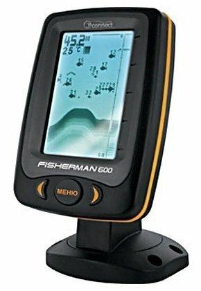 Эхолот JJ-Connect Fisherman 600
