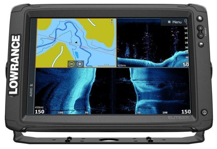 Эхолот Lowrance Elite-12 Ti2 с датчиком Active Imaging 3-в-1 (000-14660-001)
