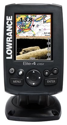 Эхолот Lowrance Elite-4 DSI
