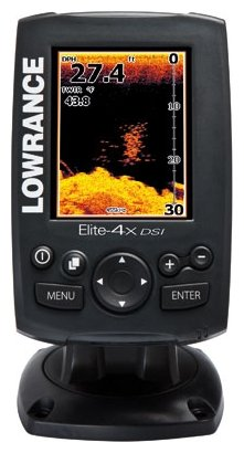 Эхолот Lowrance Elite-4x DSI