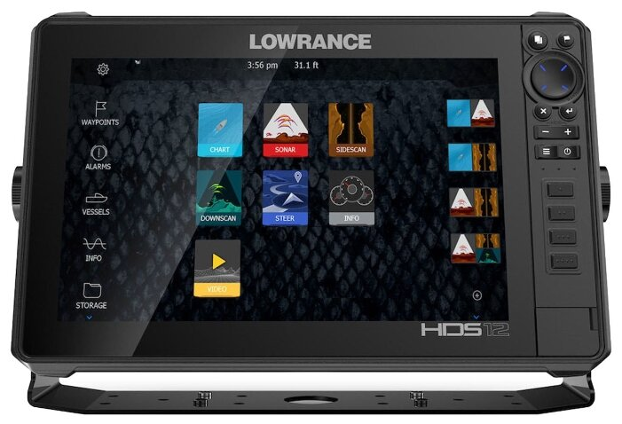 Эхолот Lowrance HDS-12 LIVE (000-14427-001)