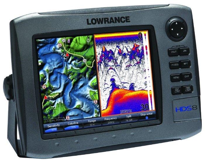 Эхолот Lowrance HDS-8