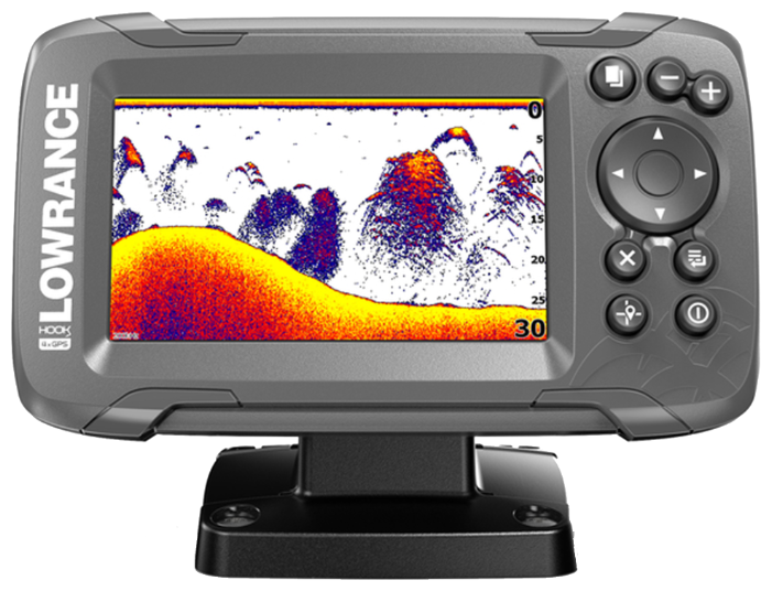 Эхолот Lowrance HOOK2 4x GPS All Season Pack (000-14179-001)