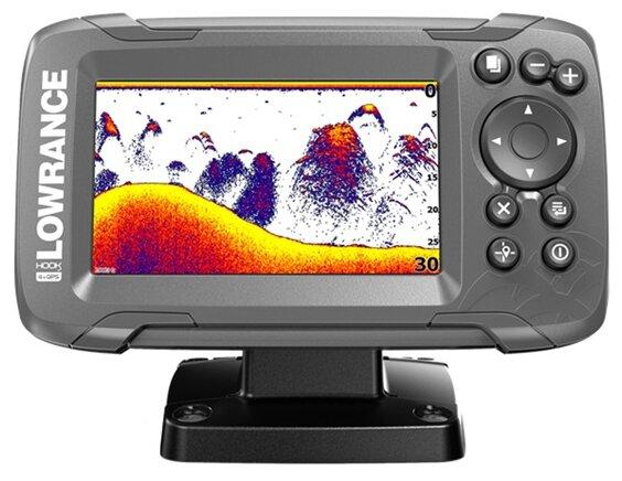 Эхолот Lowrance HOOK2 4x GPS Bullet (000-14014-001, 000-14015-001)