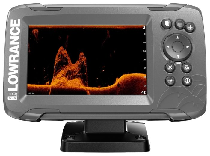 Эхолот Lowrance HOOK2 5x GPS Splitshot (000-14016-001)