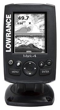 Эхолот Lowrance Mark-4