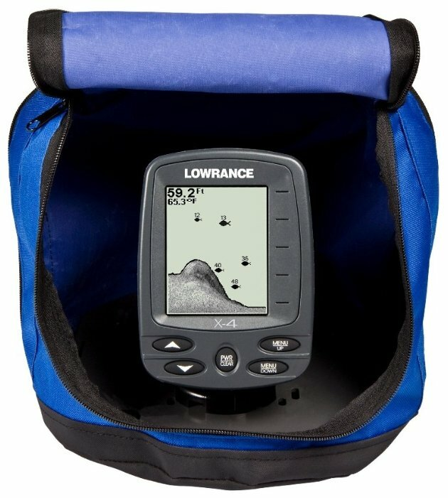 Эхолот Lowrance X-4 Portable