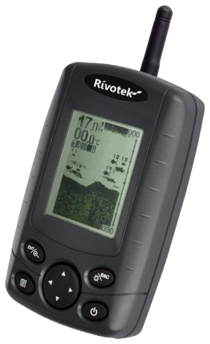Эхолот Rivotek Fisher 30