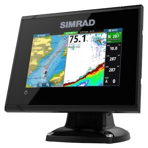 Эхолот Simrad GO5 XSE with TotalScan Transducer (000-14450-001)
