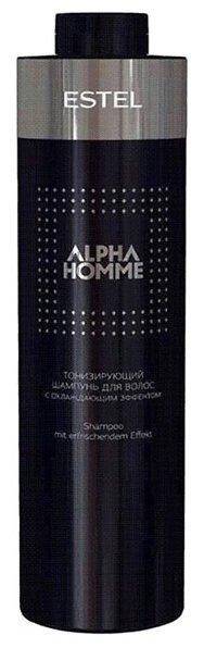 ESTEL шампунь Alpha Homme тонизирующий с охлаждающим эффектом