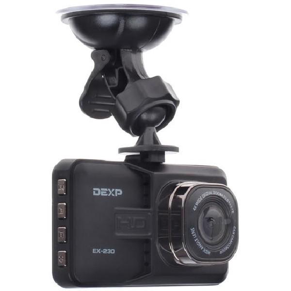 Видеорегистратор DEXP EX-230