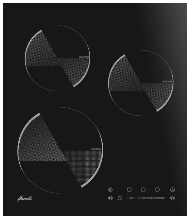 Индукционная варочная панель Fornelli PIA 45 Luce