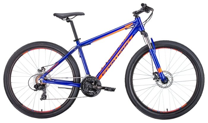 Горный (MTB) велосипед FORWARD Apache 27.5 2.0 Disc