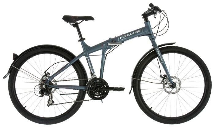 Городской велосипед FORWARD Tracer 26 2.0 Disc