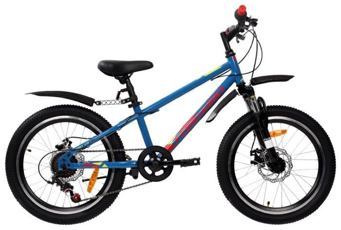 Подростковый горный (MTB) велосипед FORWARD Unit 20 3.0 Disc