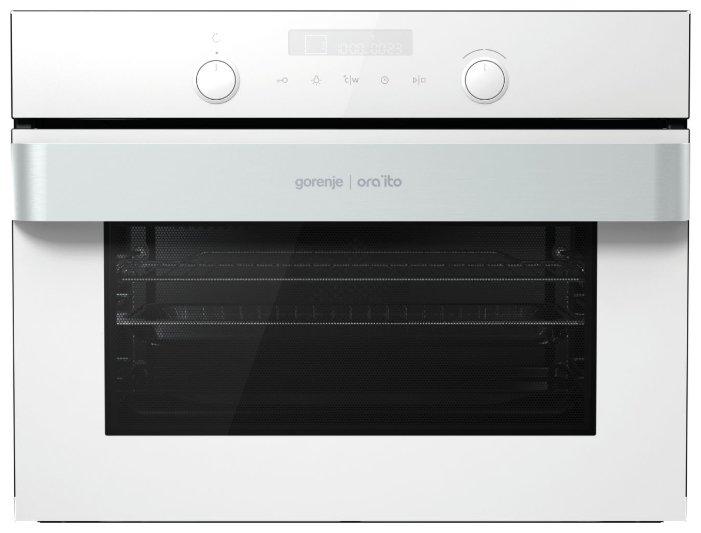 Электрический духовой шкаф Gorenje BCM 547-ORAW