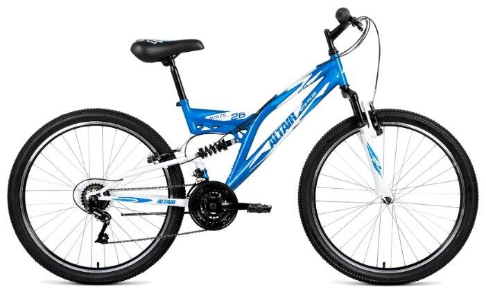 Горный (MTB) велосипед ALTAIR MTB FS 26 1.0