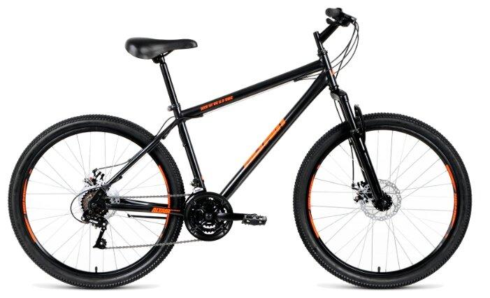 Горный (MTB) велосипед ALTAIR MTB HT 26 2.0 Disc (2019)