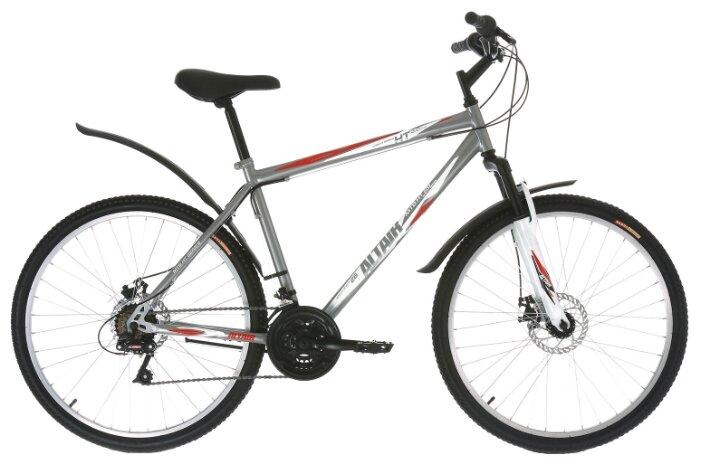 Горный (MTB) велосипед ALTAIR MTB HT 26 3.0 Disc (2017)