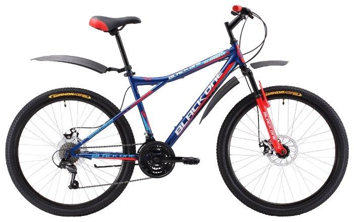 Горный (MTB) велосипед Black One Element 26 D (2017)