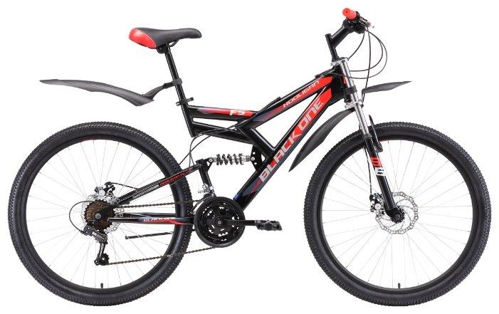 Горный (MTB) велосипед Black One Hooligan FS 26 D