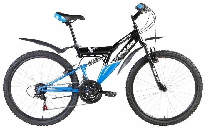 Горный (MTB) велосипед Black One Phantom