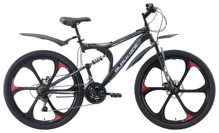 Горный (MTB) велосипед Black One Totem FS 26 D FW
