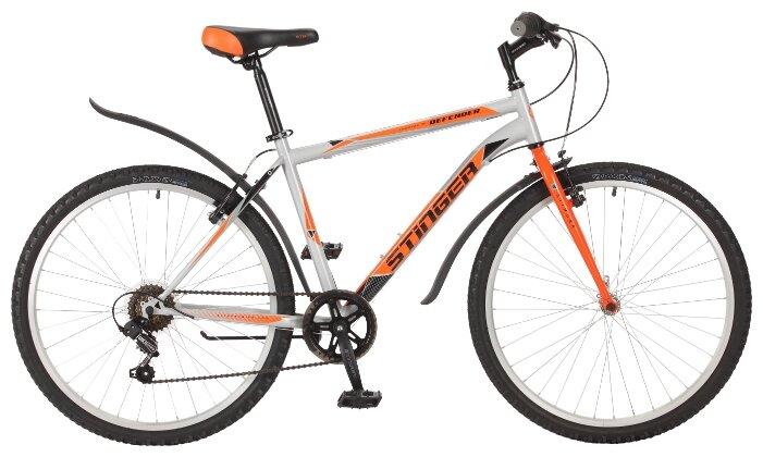 Горный (MTB) велосипед Stinger Defender 26 (2017)