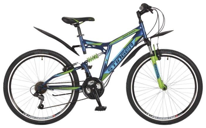 Горный (MTB) велосипед Stinger Highlander 100V 26