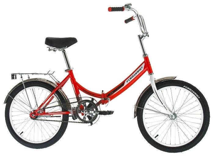 Городской велосипед FORWARD Arsenal 1.0 (2018)